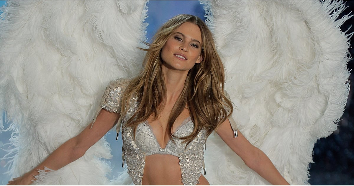 Behati prinsloo marchesa wedding dress popsugar fashion junglespirit Images