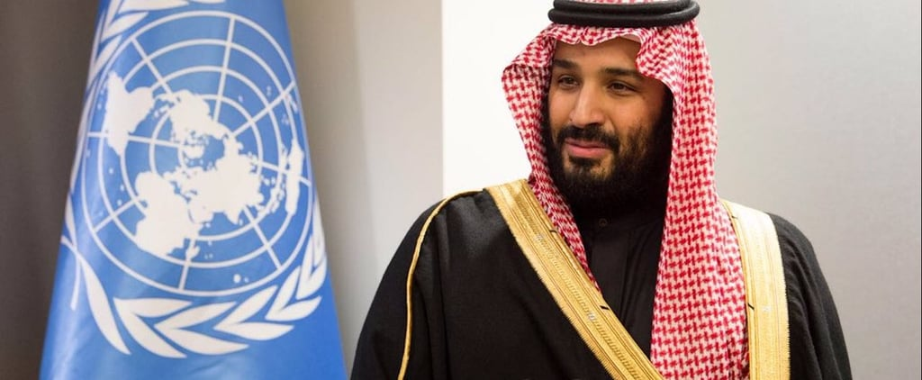 Saudi Crown Prince Mohammed bin Salman Meets Jewish Leaders