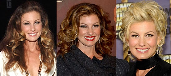 Faith Hill Hair