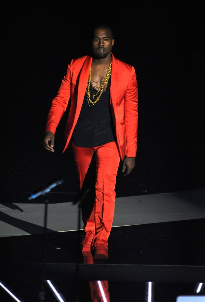 Sept. 12, 2010: Kanye Comes Forward With a Song of His Own