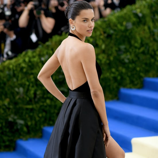 Adriana Lima Met Gala Dress 2017