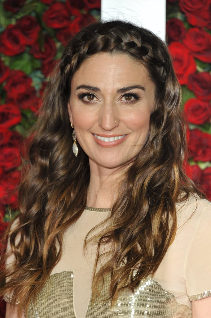 Sara Bareilles Tony Awards Hair And Makeup 2016