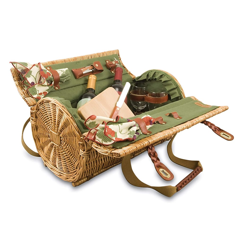 Picnic Time Verona Insulated Wine Basket