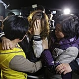 The Tragedy of the Sunken South Korean Ferry Continues to Grow