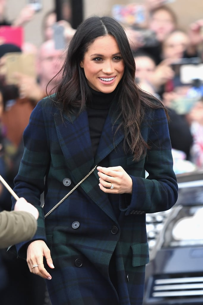 Meghan Markle Just Wore Her Bag in a Way That No Royal Has Ever Tried Before