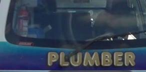 """Proud Plumber Gets A """"Vanity"""" Plate"""
