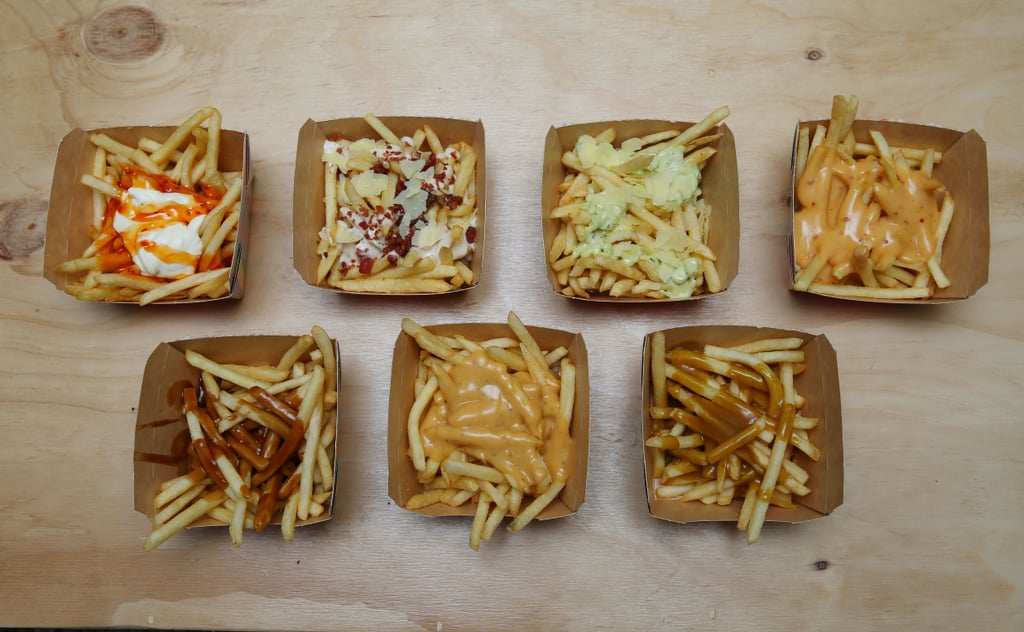 McDonald's Opens Fries Only Pop-up in Glebe Sydney