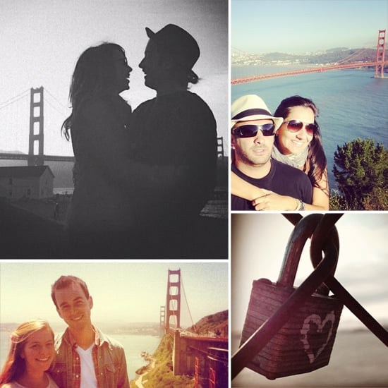 Love at the Golden Gate Bridge