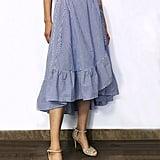 Futurino Maxi Wrap Skirt