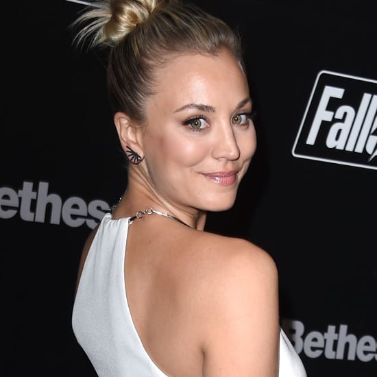 Kaley Cuoco and Paul Blackthorne Are Dating