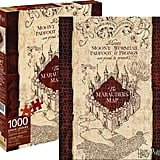 Marauders Map Jigsaw Puzzle