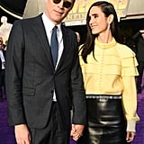 Pictured: Paul Bettany and Jennifer Connelly
