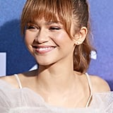 Zendaya With Bangs at The Euphoria Premiere