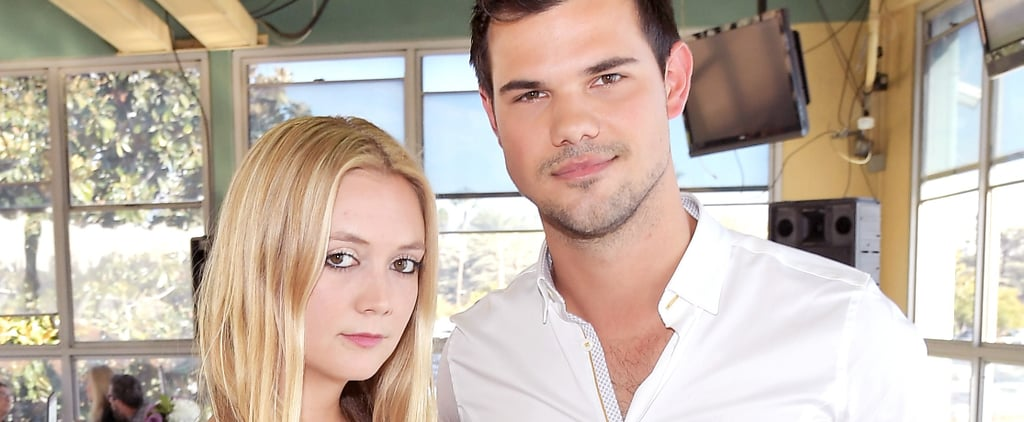 Billie Lourd and Taylor Lautner Break Up