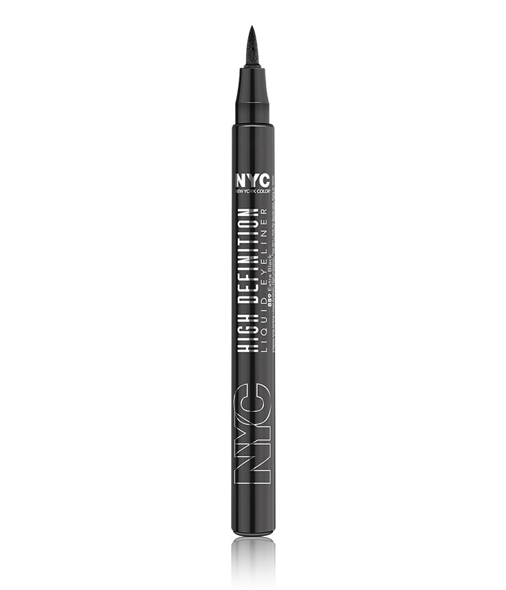 Nyc High Definition Liquid Eyeliner The Best Drugstore Liquid