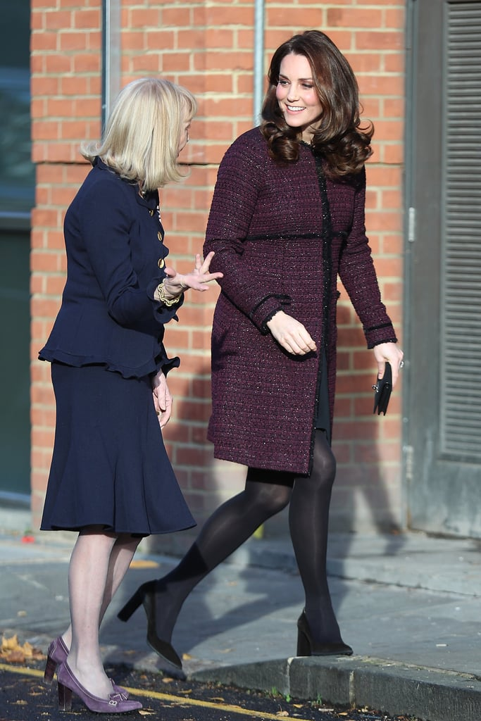 Kate Middleton Seraphine Maternity Coat