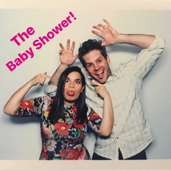 America Ferrera Baby Shower Pictures 2018