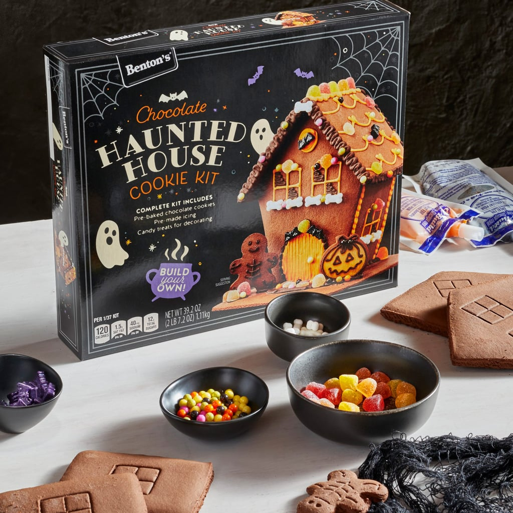 Aldi's 2020 Haunted House Chocolate Cookie Kit Is Scary Cute