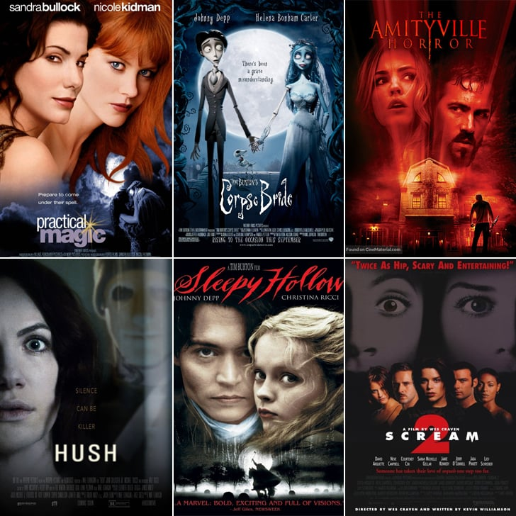 25 Movies For a Hauntingly Hot Date Night In
