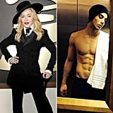 Madonna and Timor Steffens