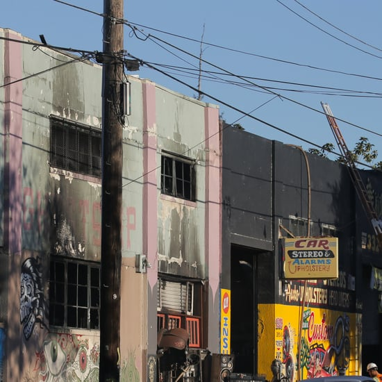 Oakland Fire and Lack of Affordable Housing