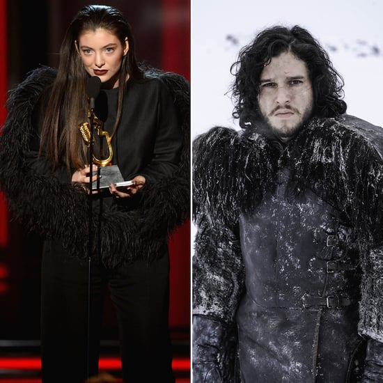 Lorde Looks Like Jon Snow at the Billboard Music Awards