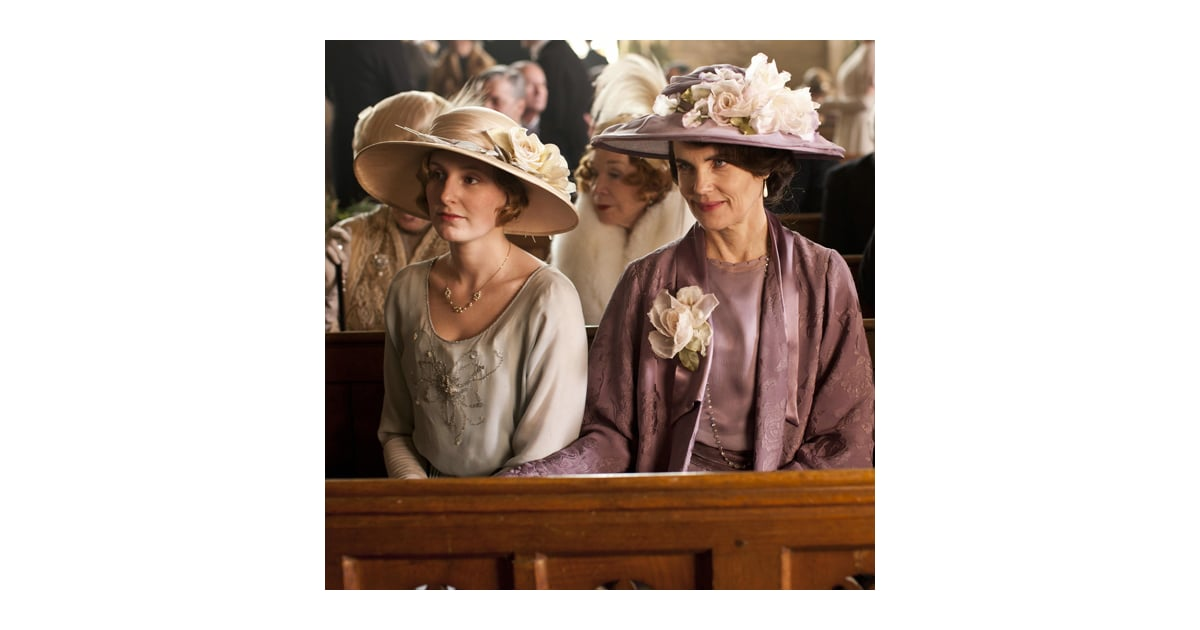 The Best Makeup, Hair & Beauty Looks Of Downton Abbey ...