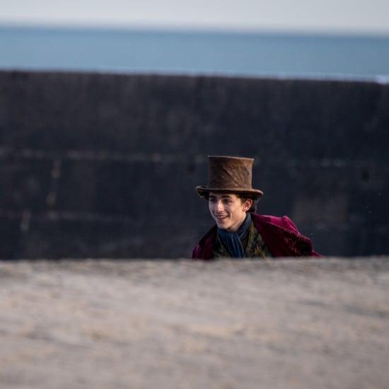 Is Timothée Chalamet Really Singing in Wonka?