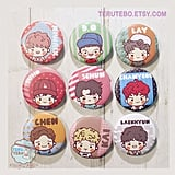 EXO Lucky Ones Pins