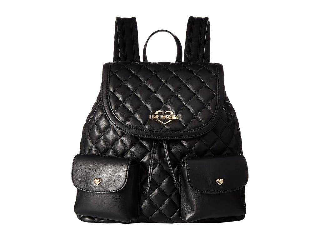 458de9e51af1 Kylie Jenner Wearing a Chanel Backpack | POPSUGAR Fashion