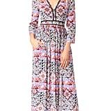 L'Agence Rosalia Maxi Dress