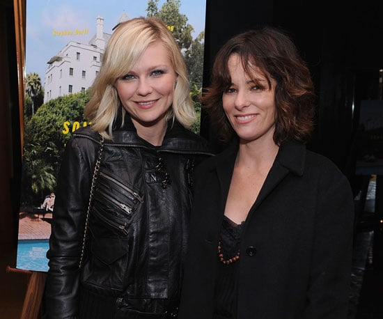 Slide Picture of Kirsten Dunst and Parker Posey at Somewhere Screening