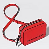 Marc Jacobs The Box Leather Crossbody Bag