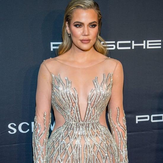 Khloe Kardashian Feminine Hygiene Routine