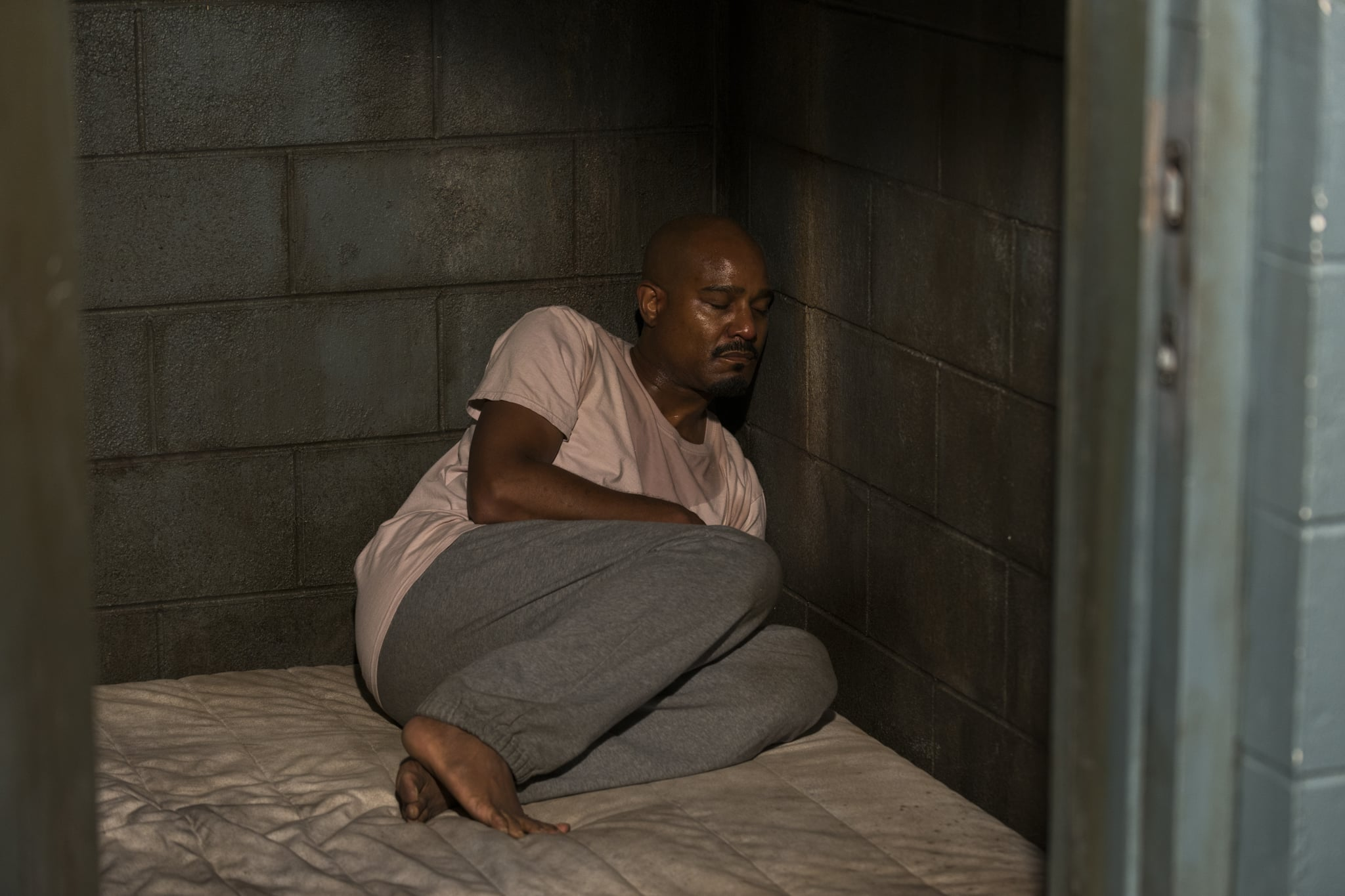 c3971c8a080 Why Is Father Gabriel Sick on The Walking Dead? | POPSUGAR Entertainment