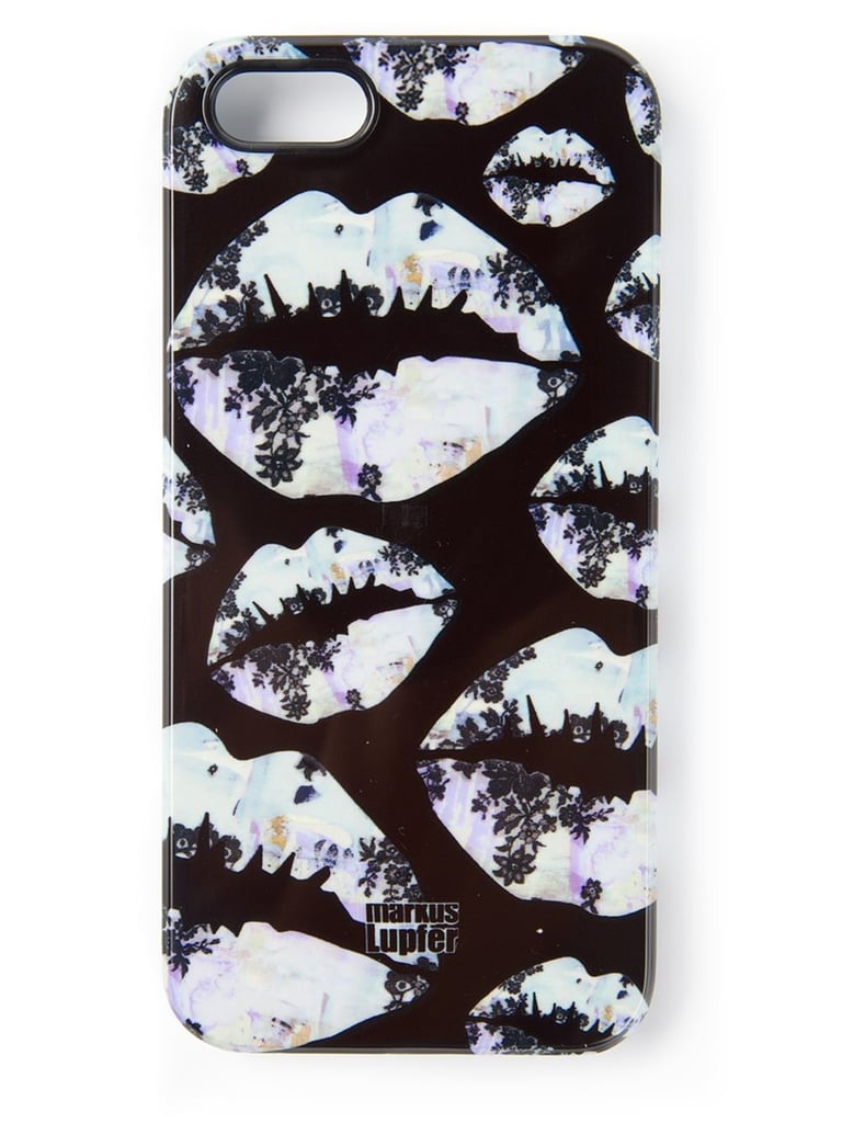 Markus Lupfer Graphic Smacker Lip iPhone Case
