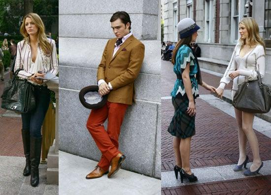 "Gossip Girl Fashion Quiz: ""New Haven Can Wait"""