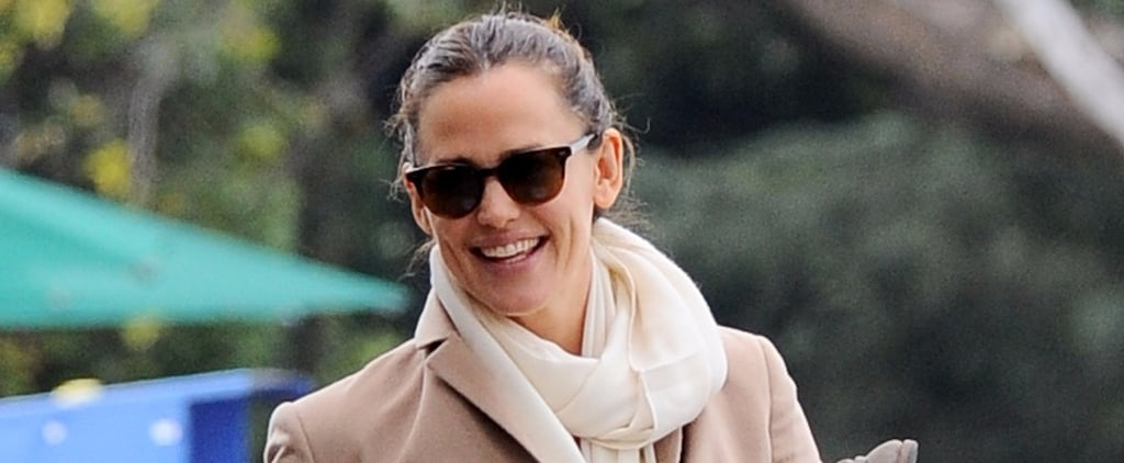 Jennifer Garner Is All Smiles After Reportedly Filing For Divorce From Ben Affleck