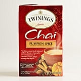 Shop it: Twinings Pumpkin Spice Chai, 20-Count ($4)