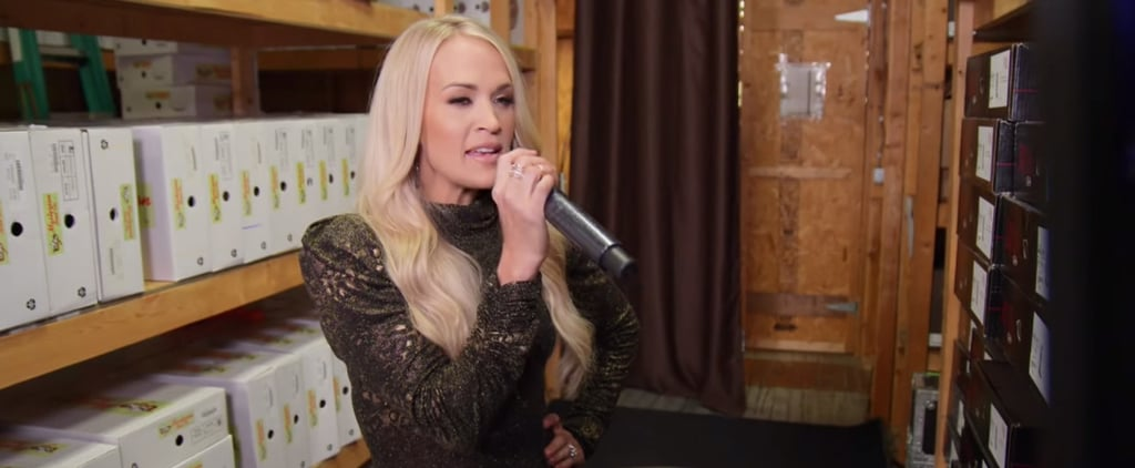 Watch Carrie Underwood Surprise Boot Shoppers in Nashville
