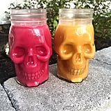 Soy Wax Skull Candle
