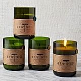Rewined Candle ($23, originally $29)