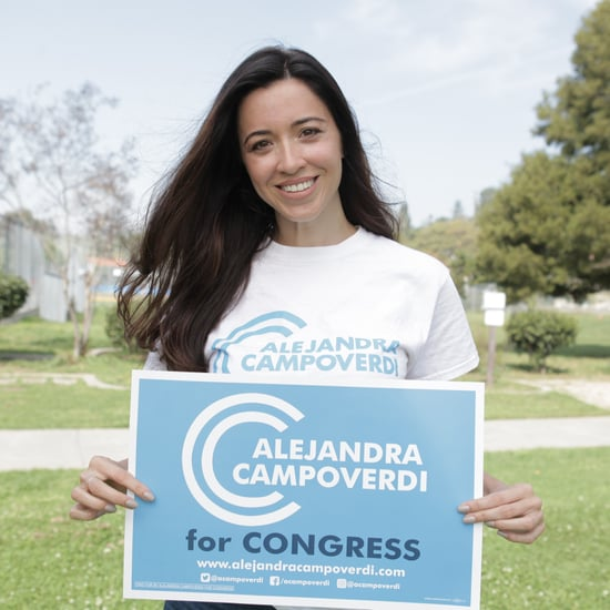 Alejandra Campoverdi Is Running For Congress