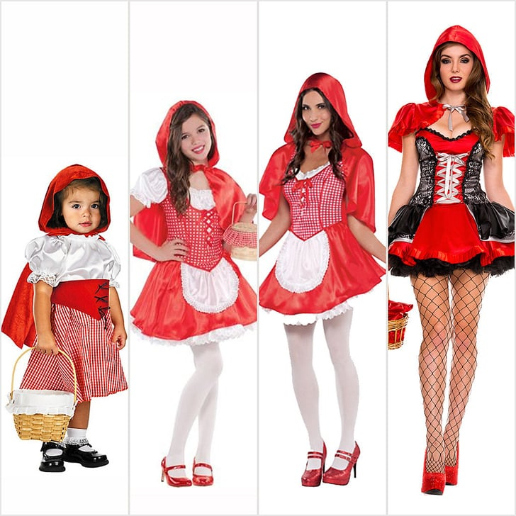 Little Red Riding Hood The Shocking Evolution Of Our Childhood