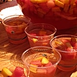 Lillet punch