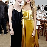Kristen Stewart and Blake Lively celebrated the premiere of their movie, Cafe Society, in 2016.