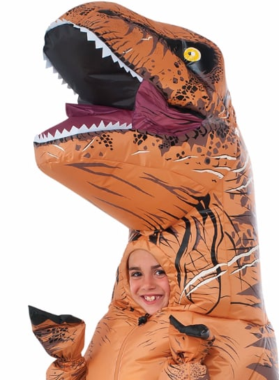 inflatable t rex