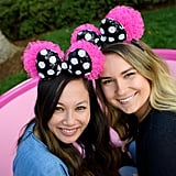 Here's a Peek at the Polka-Dot Mouse Ears Designed by Betsey Johnson