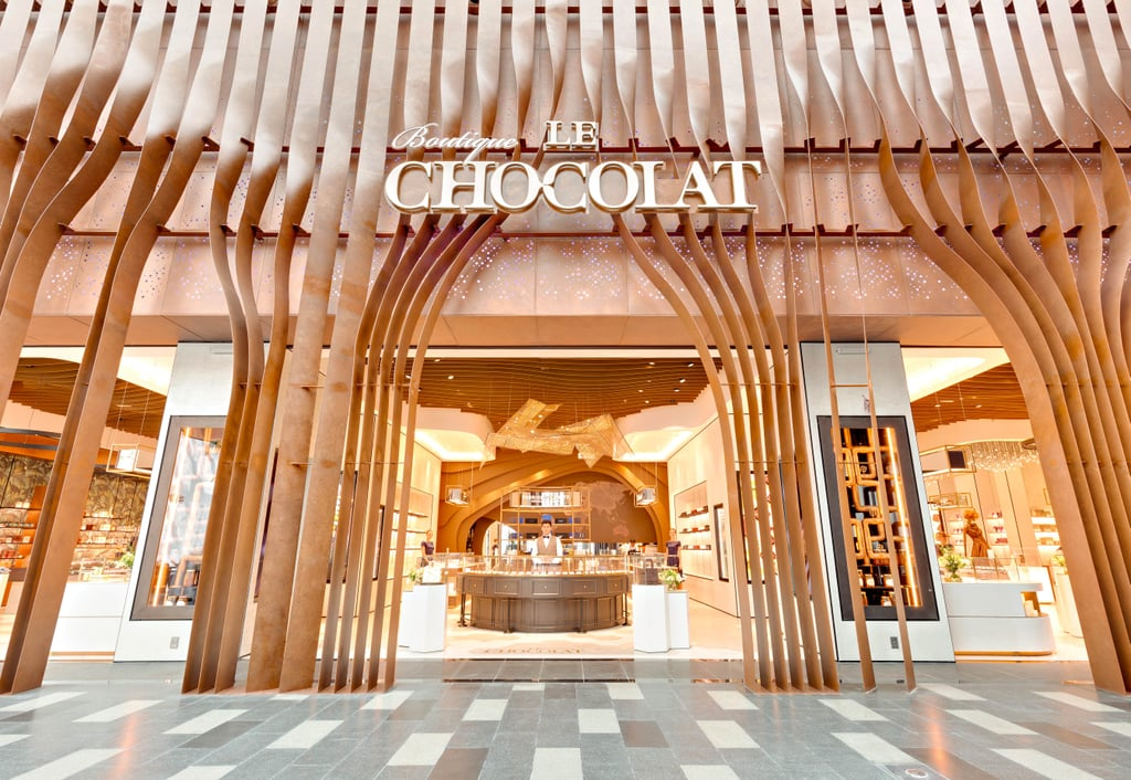 Boutique Le Chocolat Dubai Citywalk's Amazing Chocolates