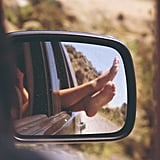 Go for a long drive with the windows down and music up.